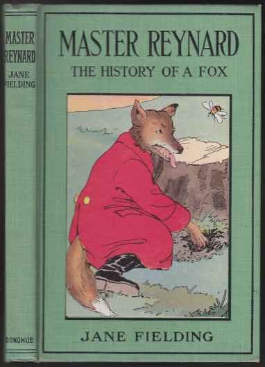 Image for Master Reynard The History of a Fox