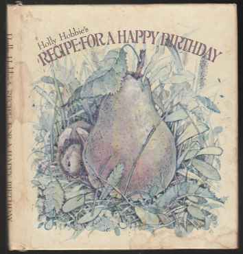 Image for Holly Hobbie's Recipe For A Happy Birthday