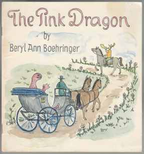 Image for The Pink Dragon