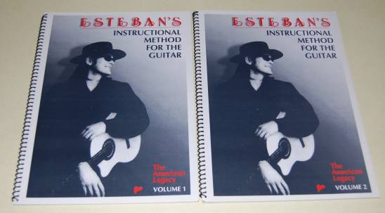 Image for Esteban's Instructional Method for the Guitar 2 Vols The American Legacy