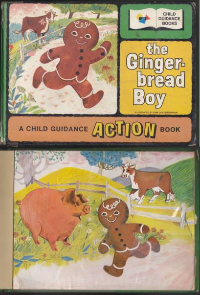 Image for The Gingerbread Boy  A Child Guidance Action Book