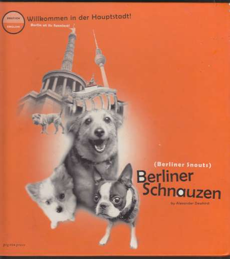 Image for Berliner Schnauzen (Berliner Snouts)