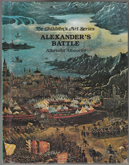 Image for Alexander's Battle  The Children's Art Series