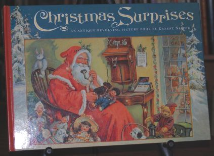 Image for Christmas Surprises  An Antique Revolving Picture Book
