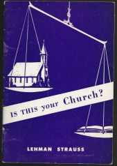 Image for Is This Your Church?