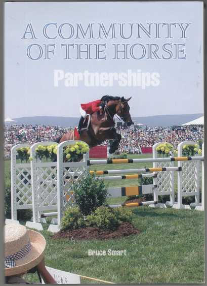 Image for A Community Of The Horse Partnerships SIGNED