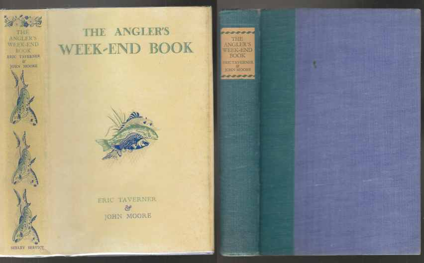 Image for The Angler's Week-End Book