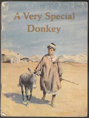 Image for A Very Special Donkey