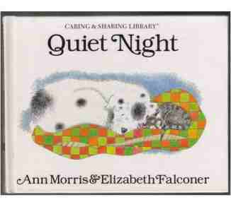 Image for Quiet Night. Caring & Sharing Library
