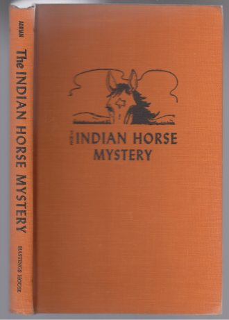Image for The Indian Horse Mystery