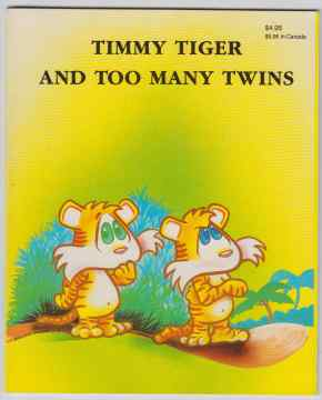 Image for Timmy Tiger and Too Many Twins