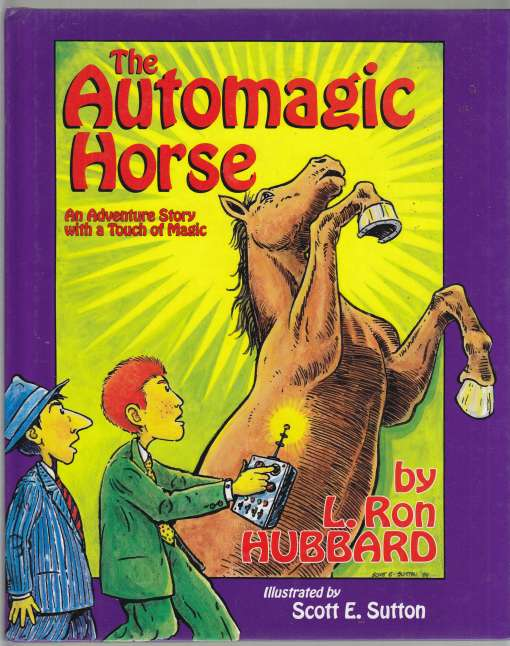 Image for The Automagic Horse. An Adventure Story with a Touch of Magic