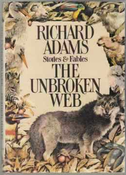 Image for The Unbroken Web  Stories & Fables