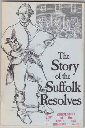 Image for The Story of the Suffolk Reserves