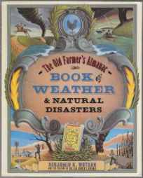 Image for The Old Farmer's Almanac Book of Weather & Natural Disasters