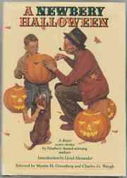 Image for A Newbery Halloween