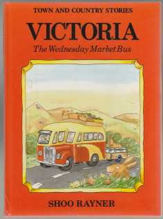 Image for Victoria The Wednesday Market Bus Town and Country Stories