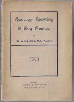 Image for Hunting, Sporting & Dog Poems
