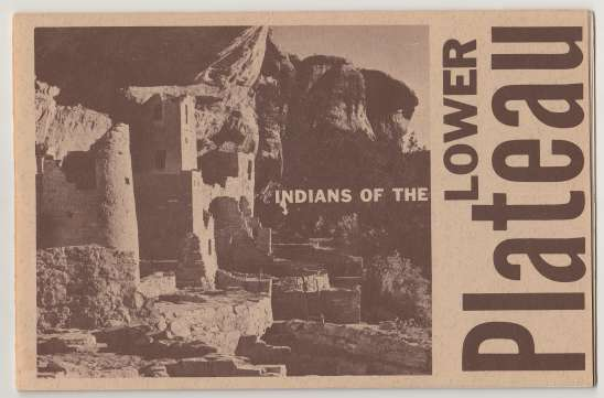 Image for Indians of the Lower Plateau
