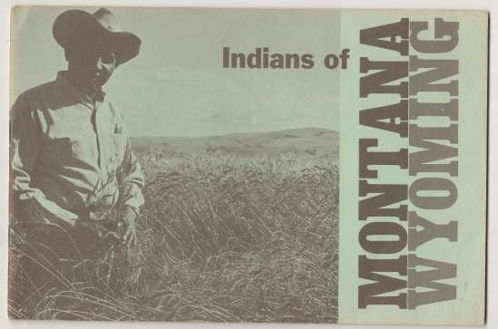 Image for Indians of Montana & Wyoming