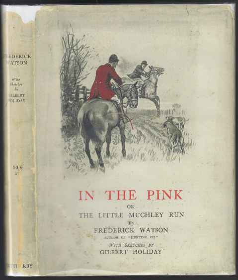 Image for In The Pink or The Little Muchley Run