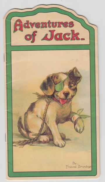 Image for Adventures of Jack  Antique Repro Dog Story for Children