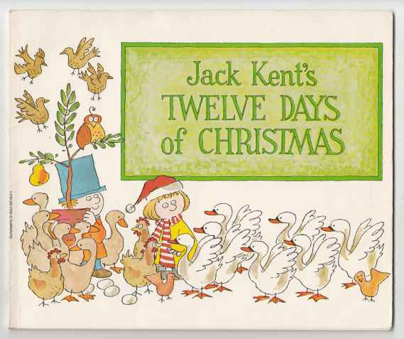 Image for Jack Kent's Twelve Days of Christmas