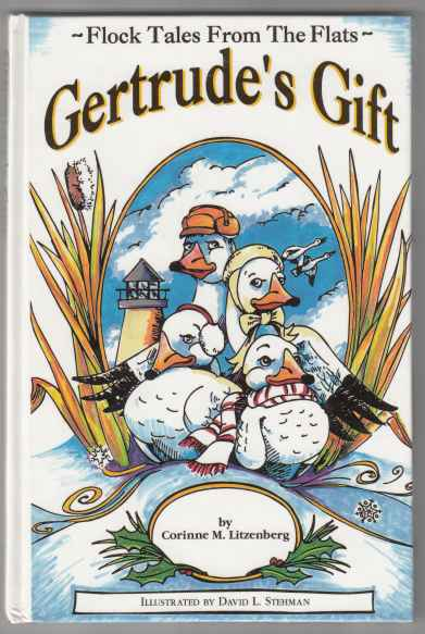 Image for Gertrude's Gift  Flock Tales From The Flats  SIGNED
