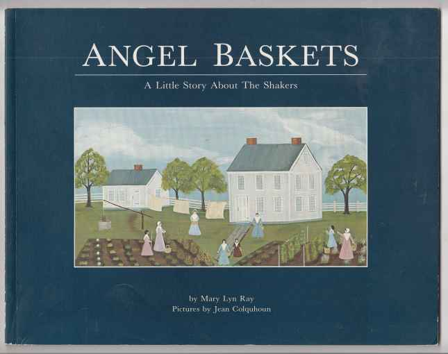 Image for Angel Baskets. A Little Story About The Shakers  SIGNED