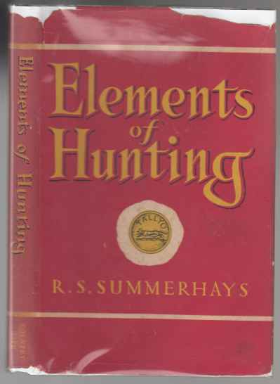 Image for Elements of Hunting