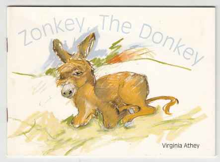 Image for Zonkey, The Donkey