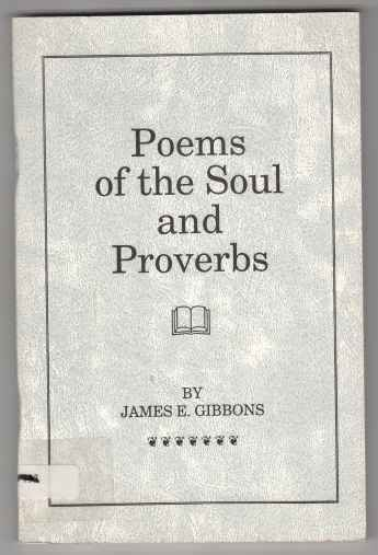 Image for Poems of the Soul and Proverbs