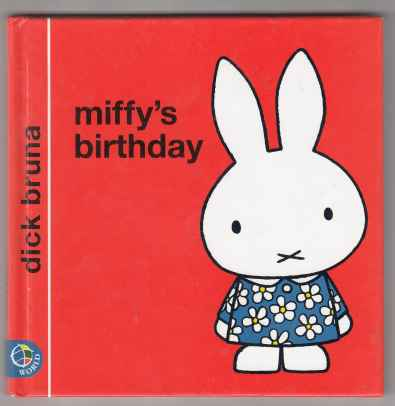 Image for Miffy's Birthday