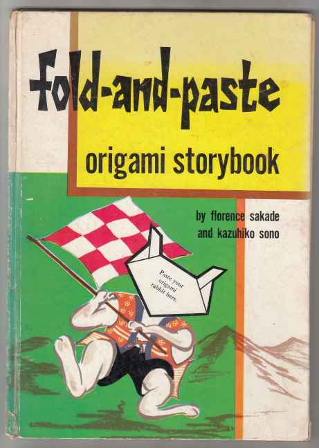 Image for Fold-and-Paste  Origami Storybook