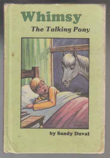 Image for Whimsy the Talking Pony