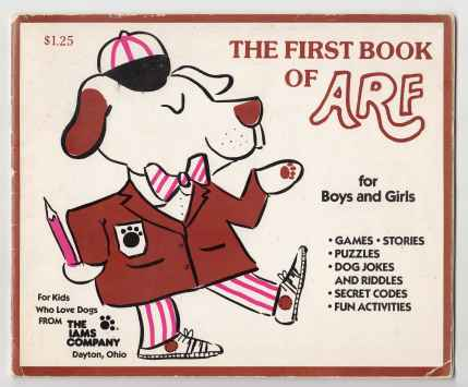 Image for The First  Book of ARF for Boys and Girls