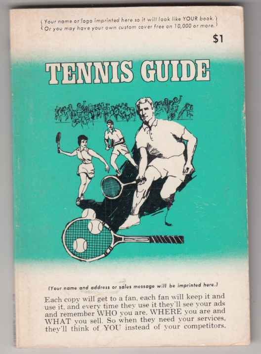 Image for Tennis Guide