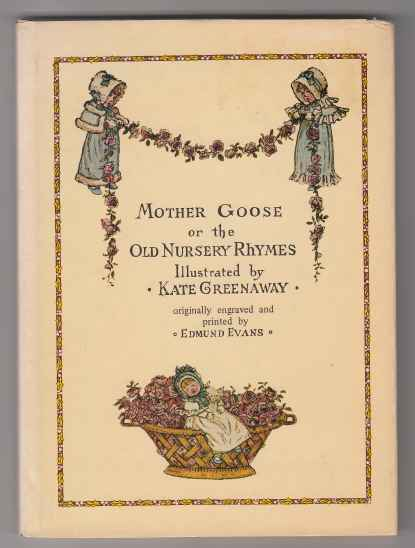 Image for Mother Goose or the Old Nursery Rhymes