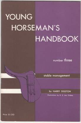 Image for Young Horseman's Handbook Number Three (3) Stable Management