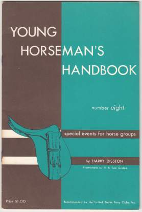 Image for Young Horseman's Handbook Number Eight (8) Special Events For Horse Groups