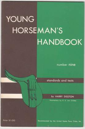 Image for Young Horseman's Handbook Number Nine (9) Standards and Tests
