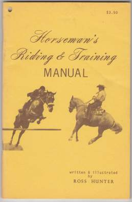 Image for Horseman's Riding & Training Manual