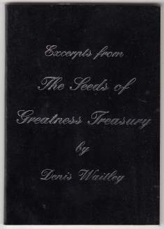 Image for Excerpts From The Seeds of Greatness Treasury