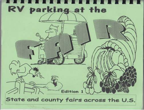 Image for RV Parking at the Fair Edition 1 State and County Fairs Across The U.S.
