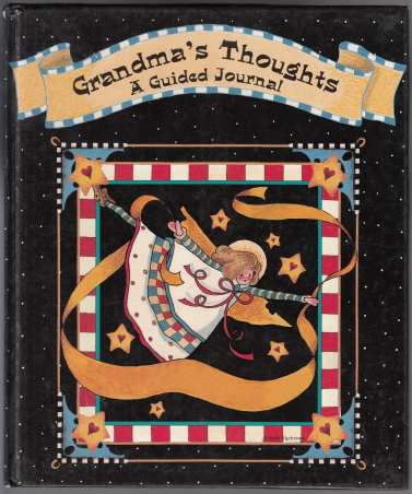 Image for Grandma's Thoughts  A Guided Journal