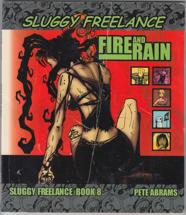 Image for Sluggy Freelance and Fire Rain  Book 8