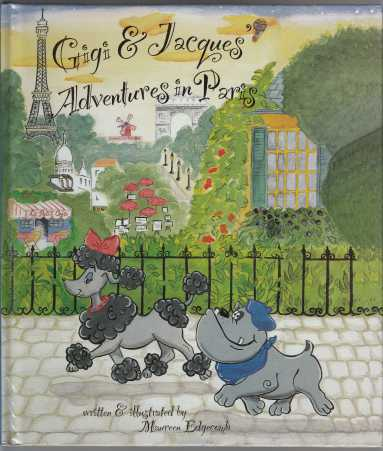 Image for Gigi & Jacques Adventures in Paris