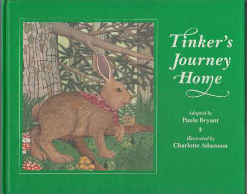 Image for Tinker's Journey Home