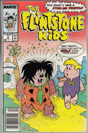 Image for The Flintstone Kids. Vol. 1 No. 9 December 1988