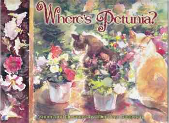 Image for Where's Petunia? SIGNED